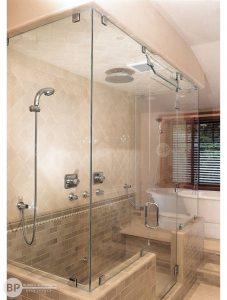 cabin kính tắm ở vinh